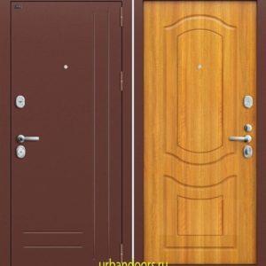 Дверь Грофф P2-102 в цвете светлый орех