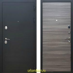 Дверь ReX 5А Сандал Серый Горизонт